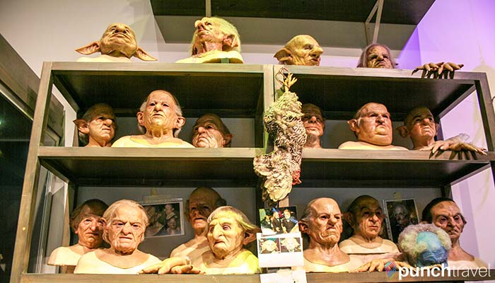 harry-potter-studio-tour-london-goblin-masks