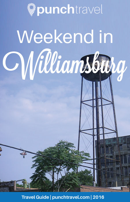 weekend-in-williamsburg