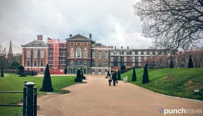england-kesington-palace