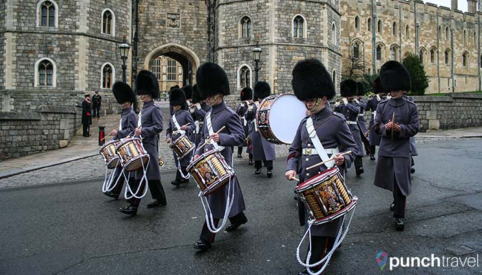 windsor-catsle-guards