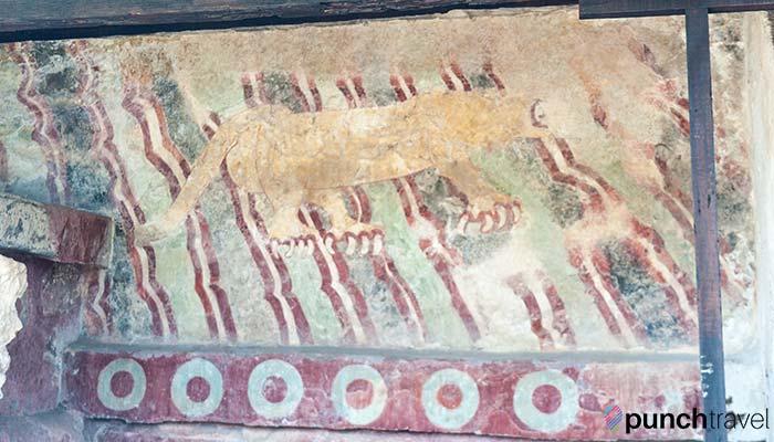 teotihuacan-mural-puma