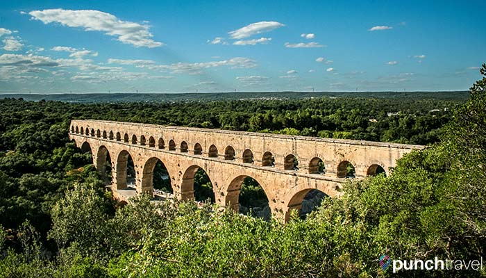 france-pont-du-gard-bridge