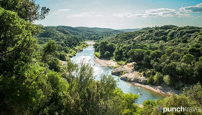 france-pont-du-gard-river