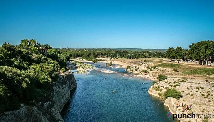 france-pont-du-gard-river2