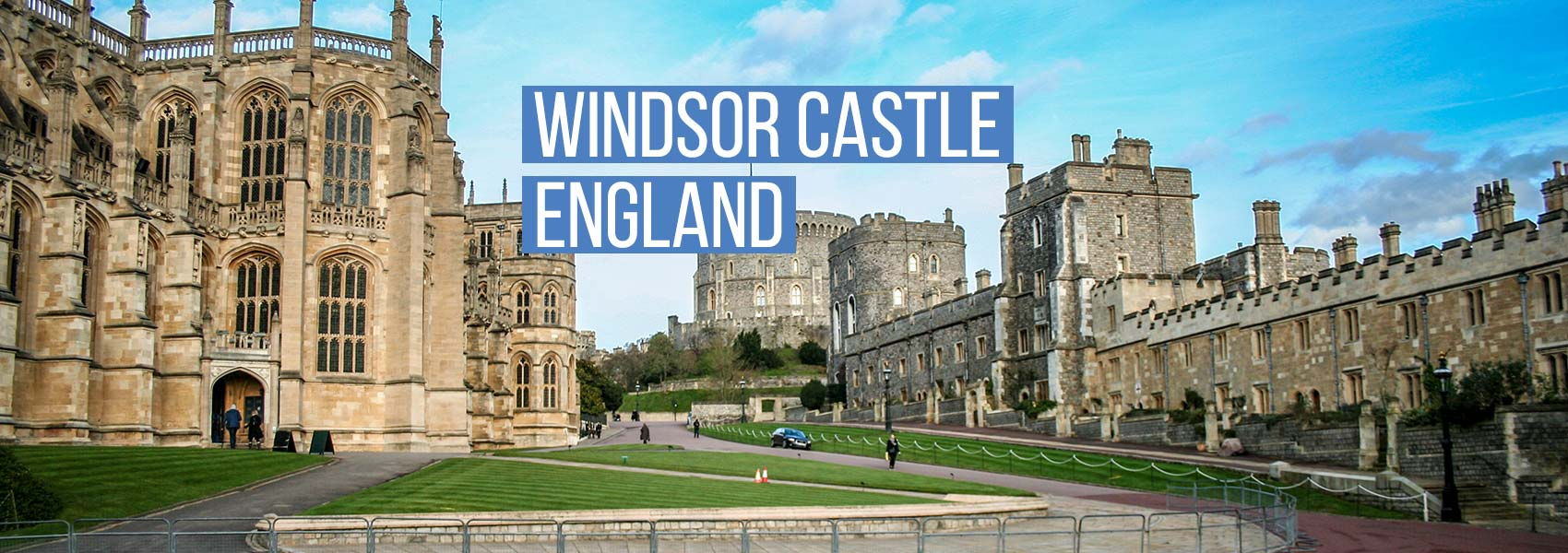 Visit Windsor Castle And See The Queen Of England Punch