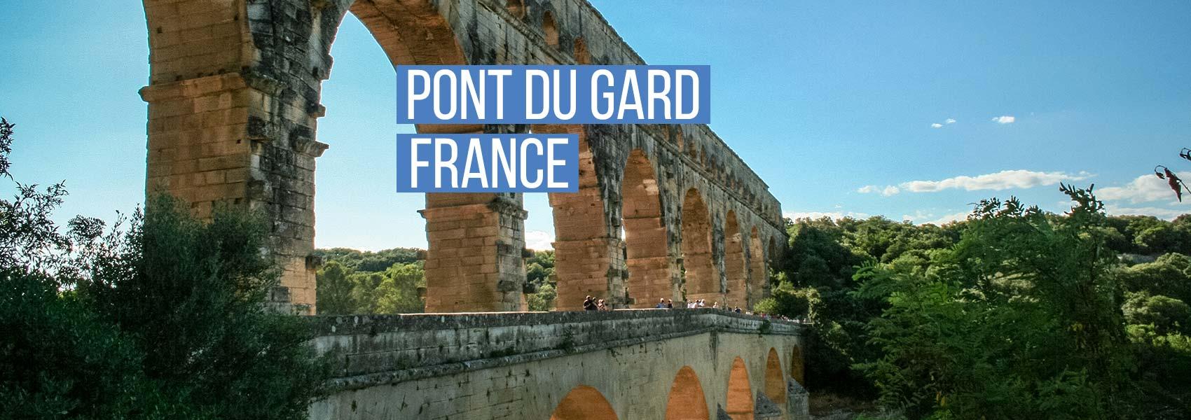 A Piece of History at the Pont du Gard - Punch Travel Pont Du Gard Top